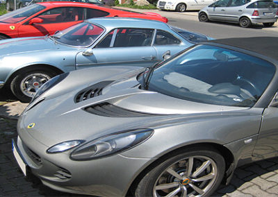 Lotus Elise Renault Alpine