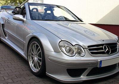 Mercedes AMG CLK DTM