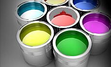 Umweltverträgliche Farben